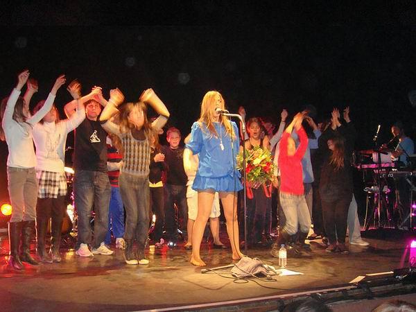 PHOTOS (Tournée 2009-2010 et show case 2011) 8