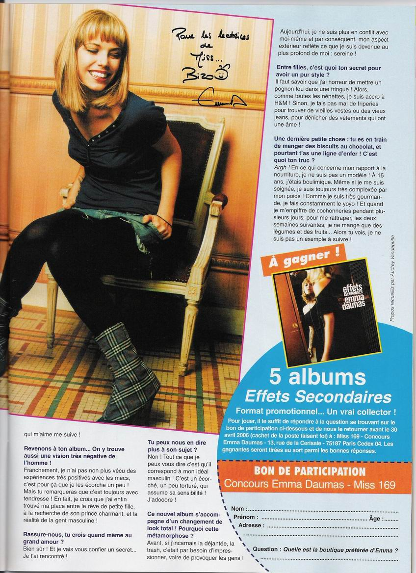 Archives presse Miss2titigirl1fu