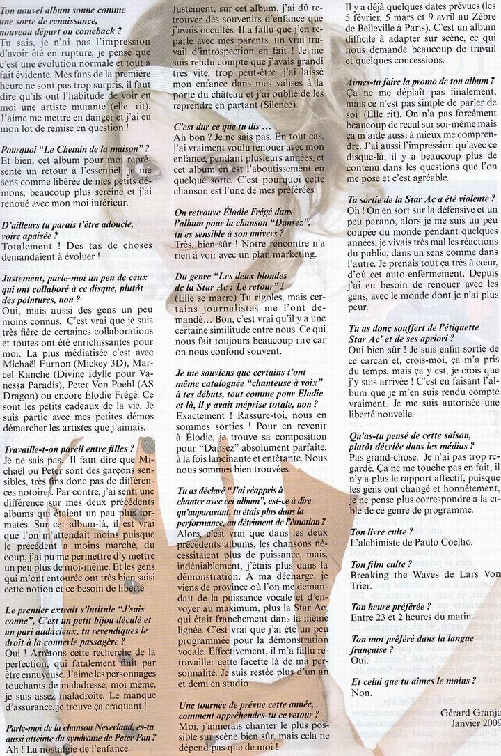 Interviews Presse et vidéo - Page 2 2